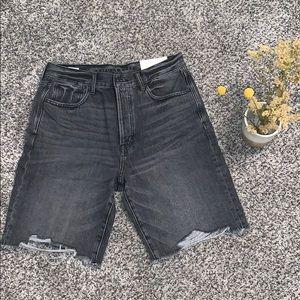 Jean Boyfriend Shorts